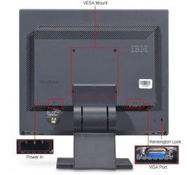Thanh lý màn hình LCD 17inch Lenovo nguyên zin giá rẻ 4