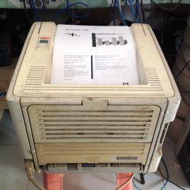 thanh lý máy in hp laserjet 1160 cũ 2