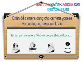 Chân đế camera yoosee 1