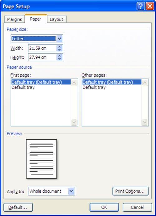 Tự sửa các lỗi đơn giản trên máy in