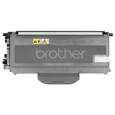 Brother báo đèn vàng - Toner life end bước 5