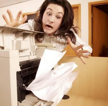 sửa chữa lỗi máy in thường gặp