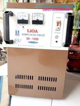thanh lý Ổn áp 1P SH LiOA SH 15000 15kVA cũ giá 5tr 1